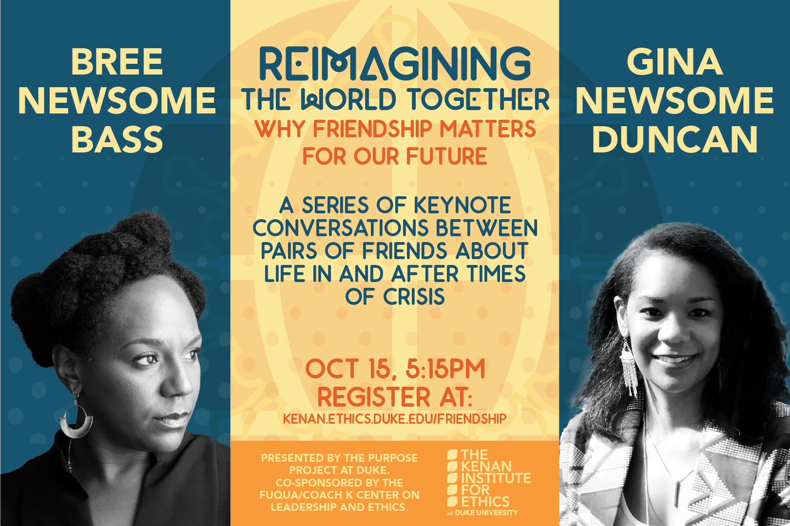 A Conversation with Bree Newsome and Gina Newsome Duncan