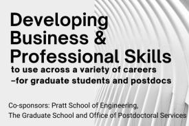 Developing Business & Professional Skills to use across a variety of careers.