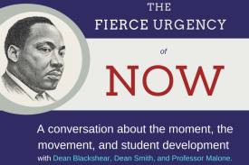 fierce urgency of now