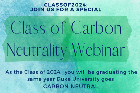Class of Carbon Neutrality