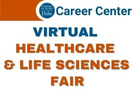 Virtual Healthcare & Life Sciences Career Fair