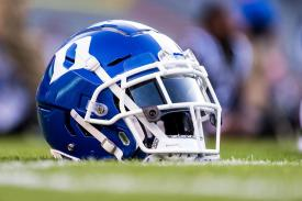 Duke Football Helmet