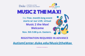 Music 2 the Max digital ad