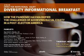 2020 OIE Diversity Informational Breakfast