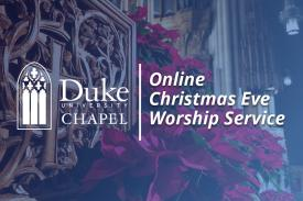 Online Christmas Eve Service