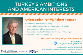 Turkey webinar flyer