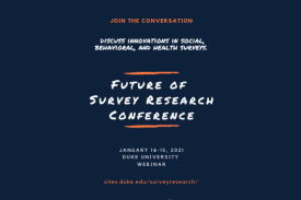 Future of Survey Research Conference