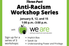 anti-racism workshop series