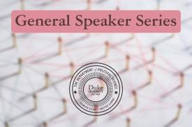 General Speaker Series