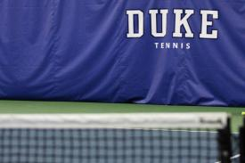 Duke tennis court