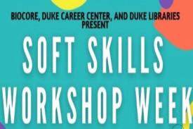 Soft Skills Workshop Week