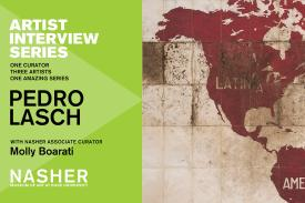 Artist Interview Series: Pedro Lasch