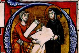 Medieval manuscript discussion