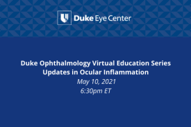 Updates in Ocular Inflammation