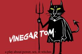 graphic devil cat Vinegar Tom