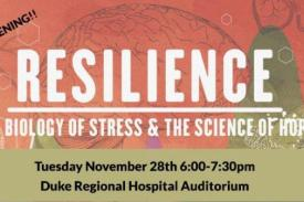 Resilience Documentary Screening