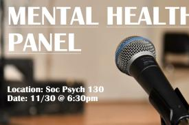 Mental Health Panel, Microphone