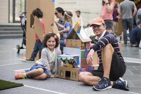 Nasher Museum's Free Family Day