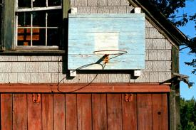 Bill Bamberger, Retired Couple¿s Garage, Franklin, Maine (detail), 2006