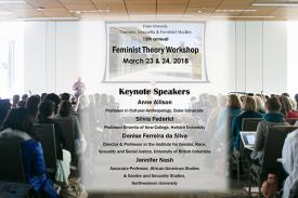 Twelfth Annual Feminist theory Workshop