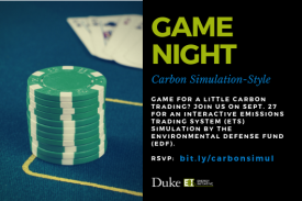 Game Night: Carbon Simulation