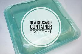 Reusable Container Program