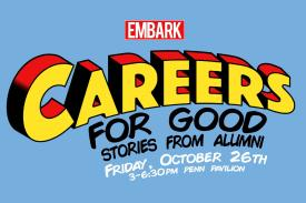 Careers for Good, Stories from Alumni