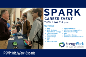 Spark Career Event