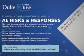 AI: RISKS & RESPONSES