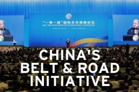 Learn more about China's Belt and Road Initiative