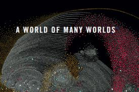 "cover of book ""A World of Many Worlds"""