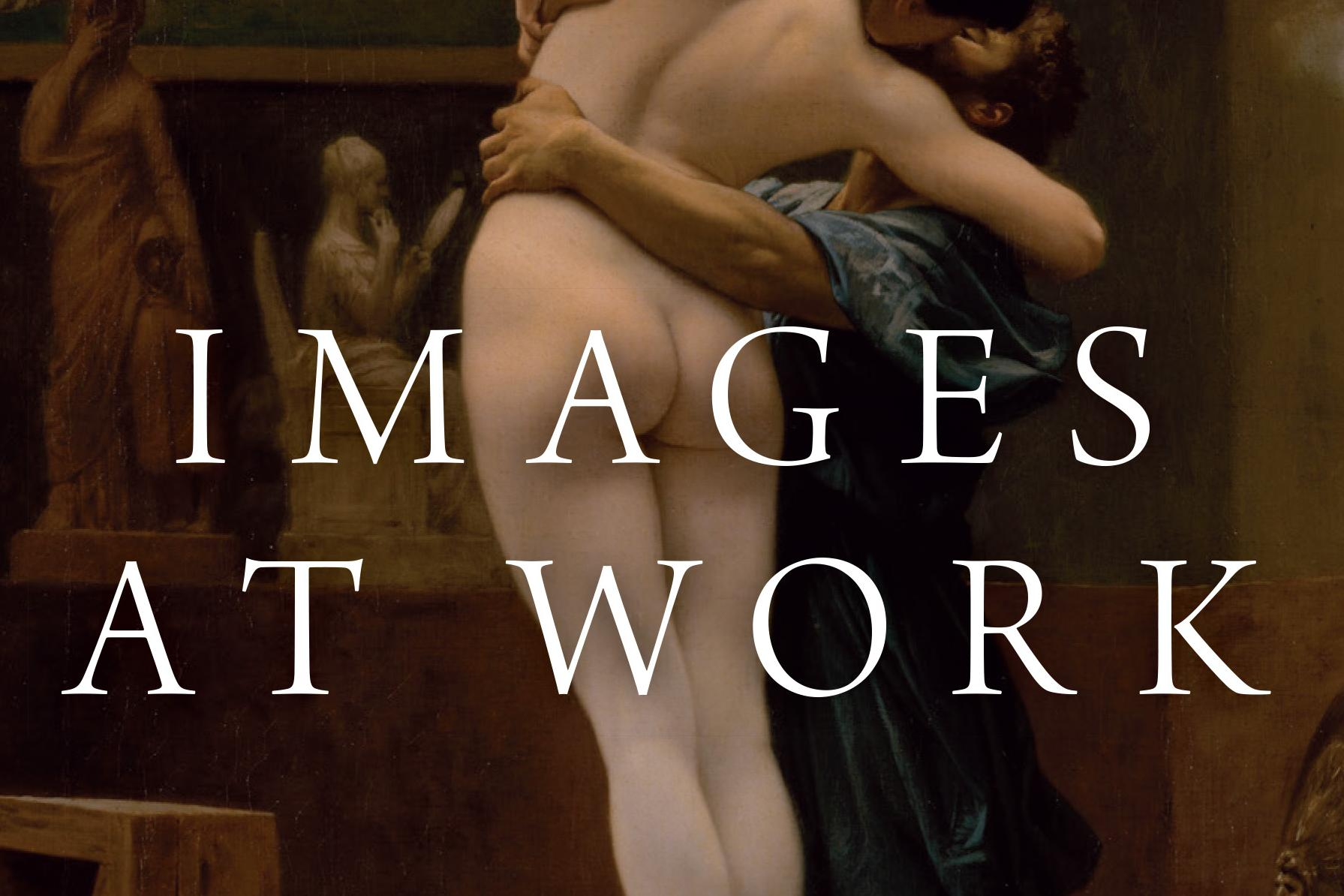 Images at Work Book Cover image