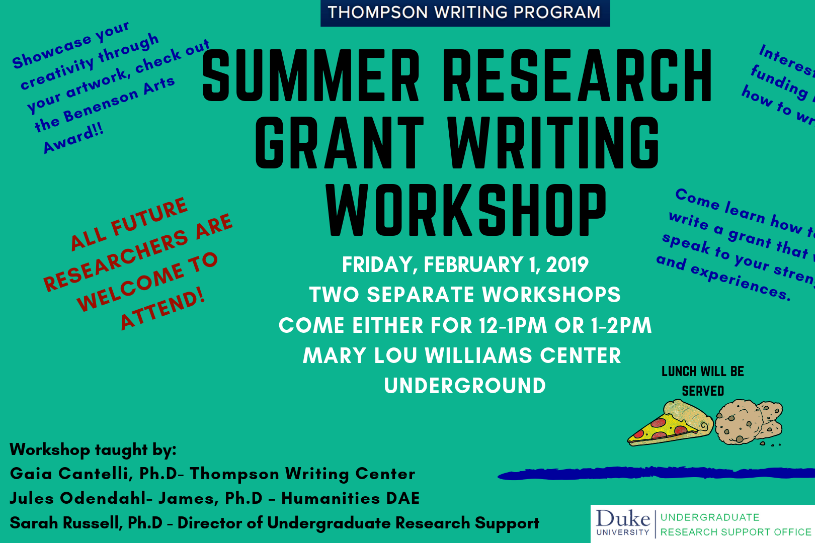 Grant Writing Proposal