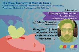 The Moral Economy of Markets w jaime gonzalez