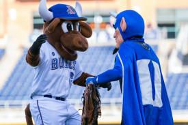 Battle in the Bull City Baseball Game (Duke vs. the Durham Bulls)