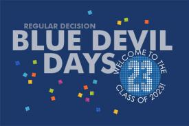 Blue Devil Days, Duke admitted student visitation program