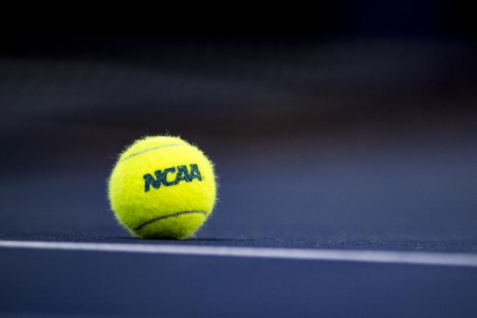NCAA tennis ball