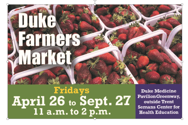 Duke Farmers Market