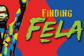 Finding Fela movie poster