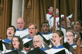 Duke Chapel Choir