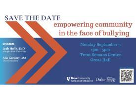 Duke Event Calendar