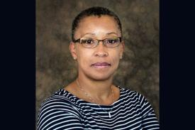 Photo of Rhonda Sharpe, president of the Women's Institute for Science, Equity and Race
