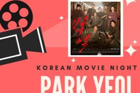 Film Viewing of South Korean Movie Park Yeol (Anarchist from Colony)
