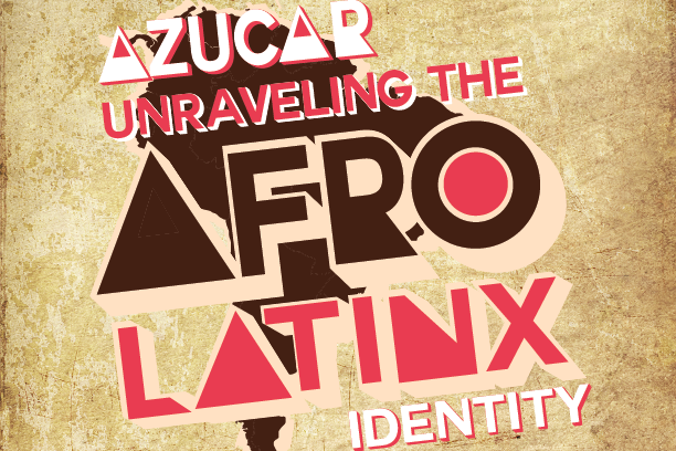 Map of Latin America with Afro-Latinx identity