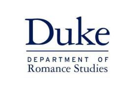Duke Romance Studies Logo