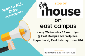 IHouse on East Campus