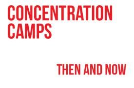 Concentration Camps: Then and Now