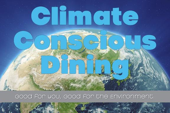 Climate Conscious Dining