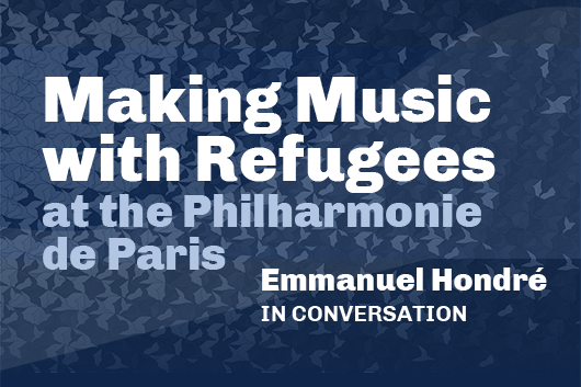 Making Music with Refugees