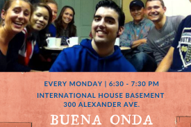 IHouse Spanish Conversation Club